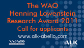 Henning Lowenstein Research Award 2011