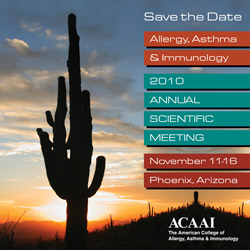 ACAAI Save the Date