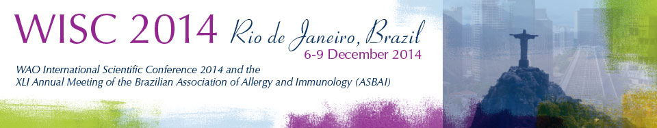 WAO International Scientific Conference: WISC 2014 - Rio de Janerio, Brazil - December 6-9, 2014